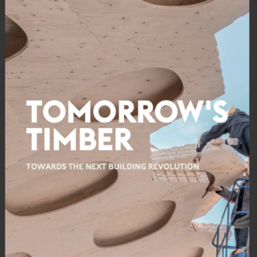 TOMORROW'S TIMBER